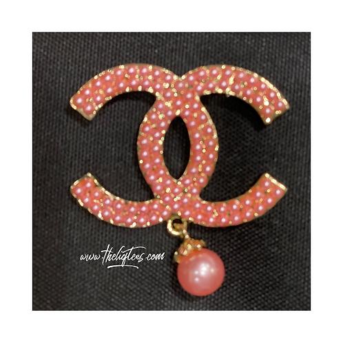 Pinkie Popular Brand Pin