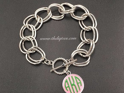 Monogram AKA Bracelet