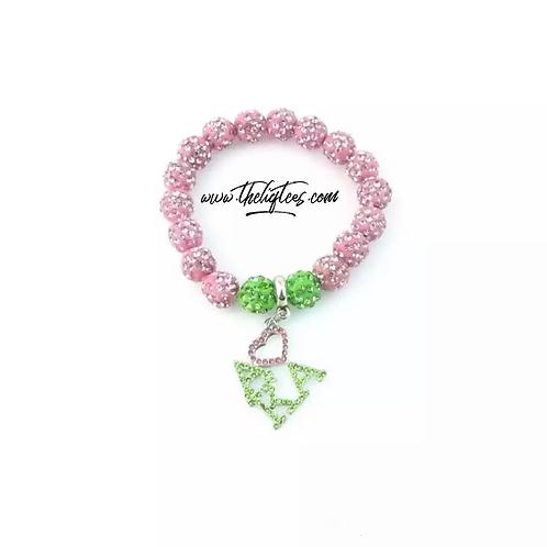 Glitzy 💚 AKA Bracelet