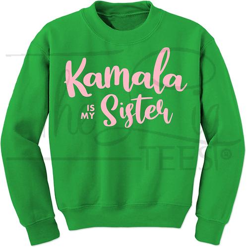 Kamala Is My Sister