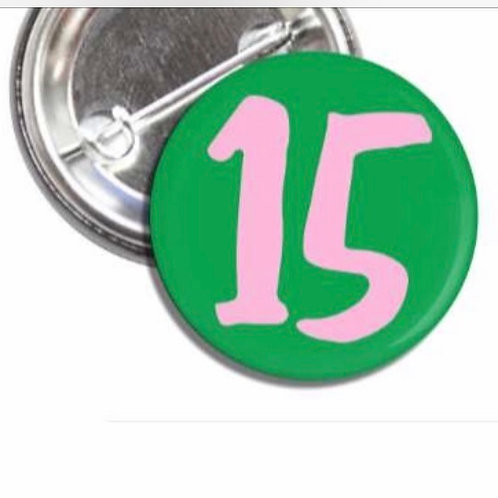 Number 15!