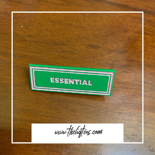 Essential Lapel Pin