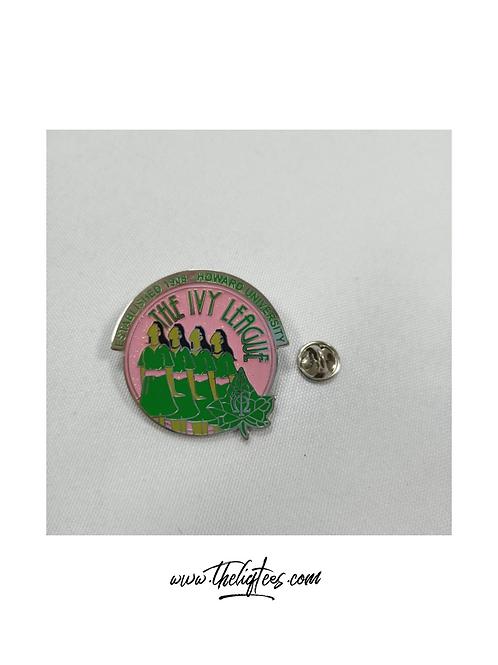 Ivy League Lapel Pin