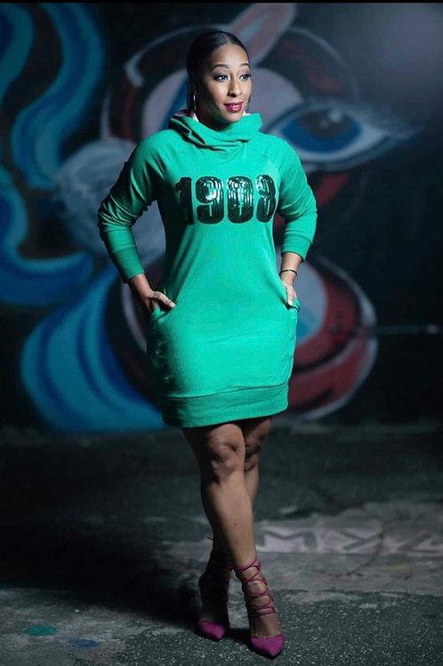 Sharon - Hoodie Tunic
