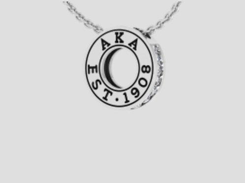 AKA Tiffany-Inspired Pendant Necklace
