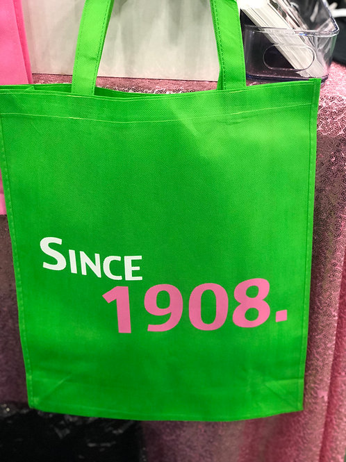 Since 1908 Shopping Bag