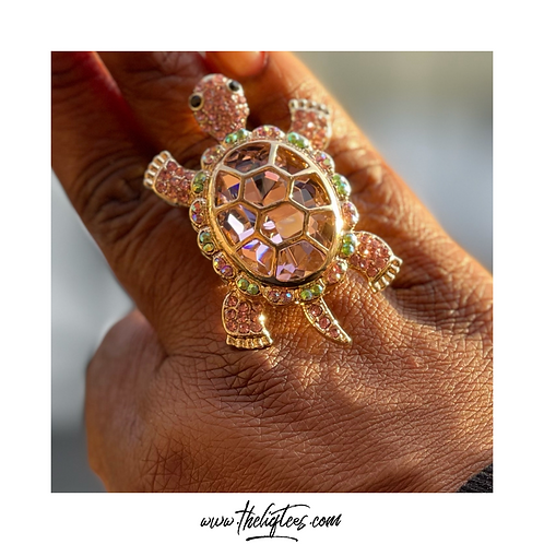 PG Turtle Ring