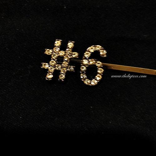 #6 Hairpin