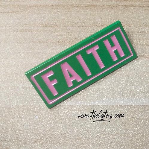 Faith of a Mustard Seed Pin
