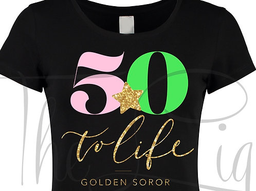 50 To Life - Golden Soror