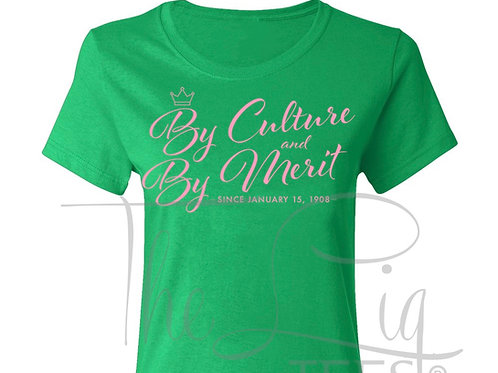 By Culture, By Merit