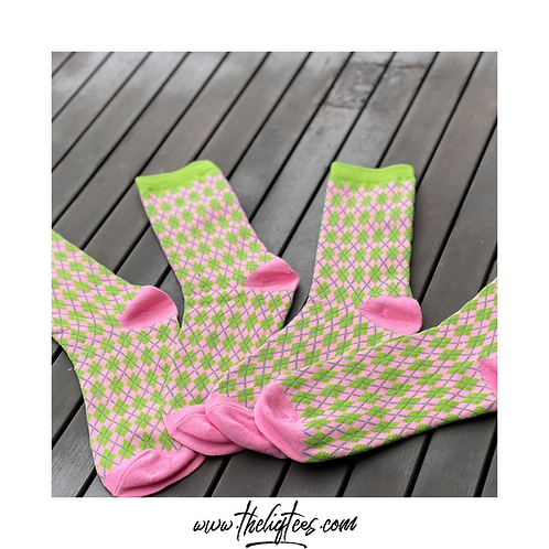 Carlton Argyle Socks