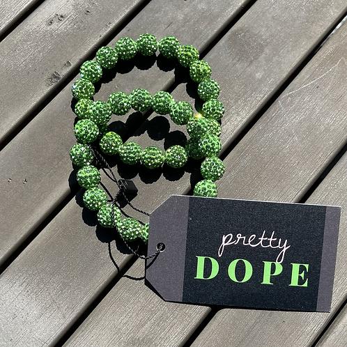 Pretty Dope Bling Bracelet