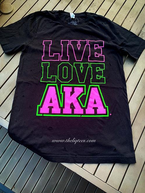 Live. Love. AKA.