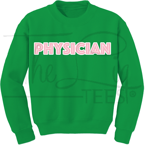 Professions Line - Physician