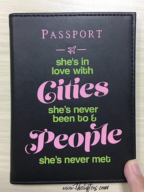 Cities & People Passport