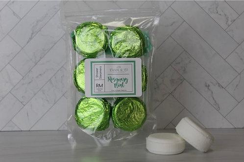 The Green (Shower Fizz Packs)