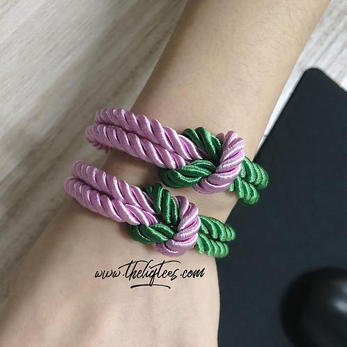 The Satin Rope Bracelet
