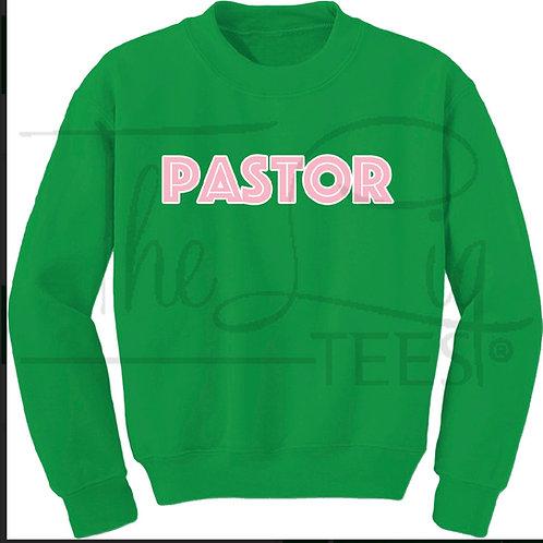 Professions Line - Pastor
