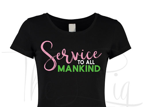Service to ALL Mankind!