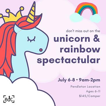 Rainbow & Unicorn Spectacular - Elementa