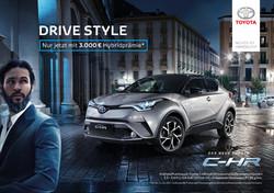 Toyota CHR Kampagne