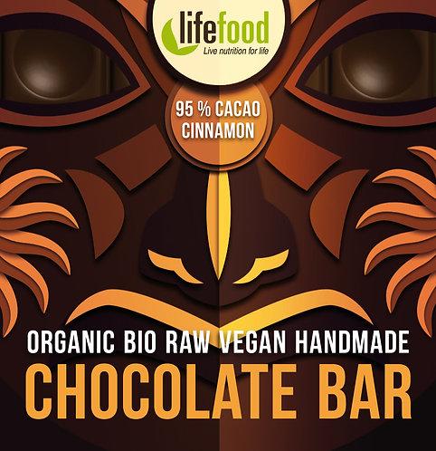 Organska Sirova Čokolada 95% kakao 35g