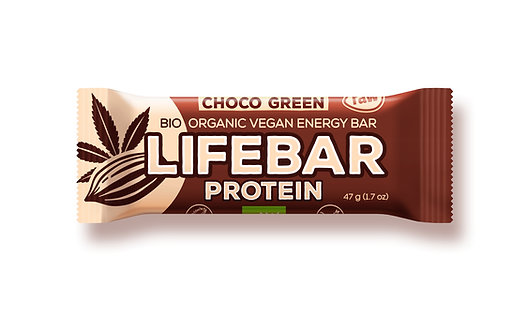 Lifebar Protein Čokolada 47g