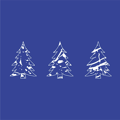 2017 AAA Christmas Card - Tree (Pack of 10)