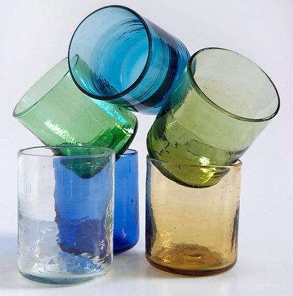 Gobelet en verre recyclé