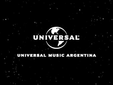 ¡Bienvenidos Universal Music Argentina!