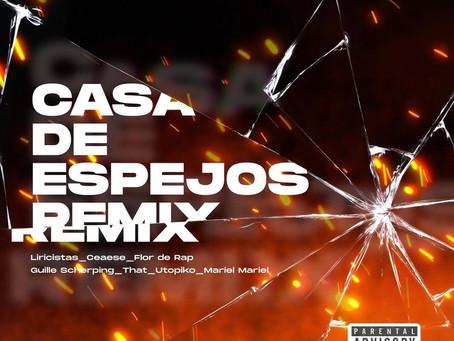 """""""Casa de Espejos Remix"""": El hit de Liricistas vuelve con refuerzos que renuevan su energía"""