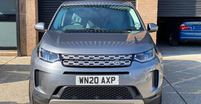 Land Rover Discovery Sport Front End PPF + New Car Prep