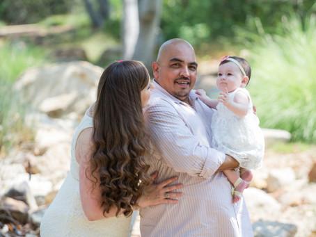 Irvine, CA Portrait Session| The Reyes Family