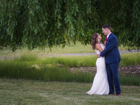 Field & Pond Wedding | Daniela and Marcus