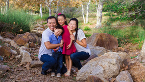 Orange County Family Session| The Liao Family