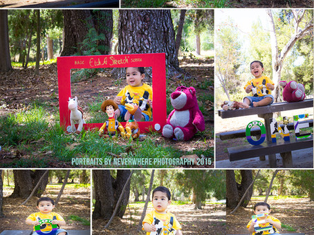 BoMichael, 1st Birthday | Yorba Linda, CA