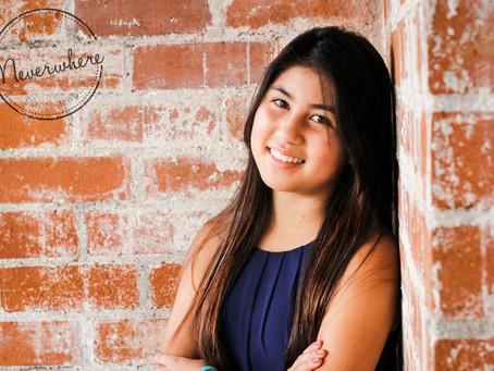 Taylor, Middle school grad | Palos Verdes, CA