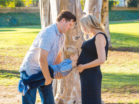 Orange County Maternity Session |The Sarrail Family