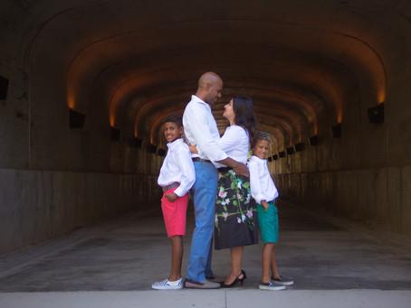 Orange County Family Session | The Cokley Family