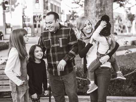 Orange County Family Session| The Magallenez Family