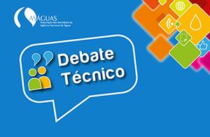 PROCOMITÊS é o tema do Debate Técnico da ASÁGUAS desta semana