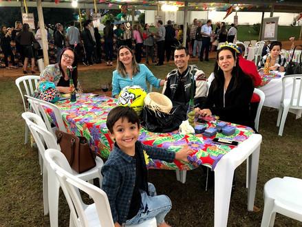 Fotos da festa Junina Aságuas