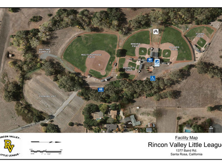 Rincon Valley Little League Opening Day is April 6