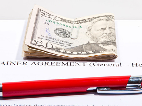 Informed Written Consent for Third Party Payments