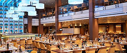 main dining on board the Carnival Spirit