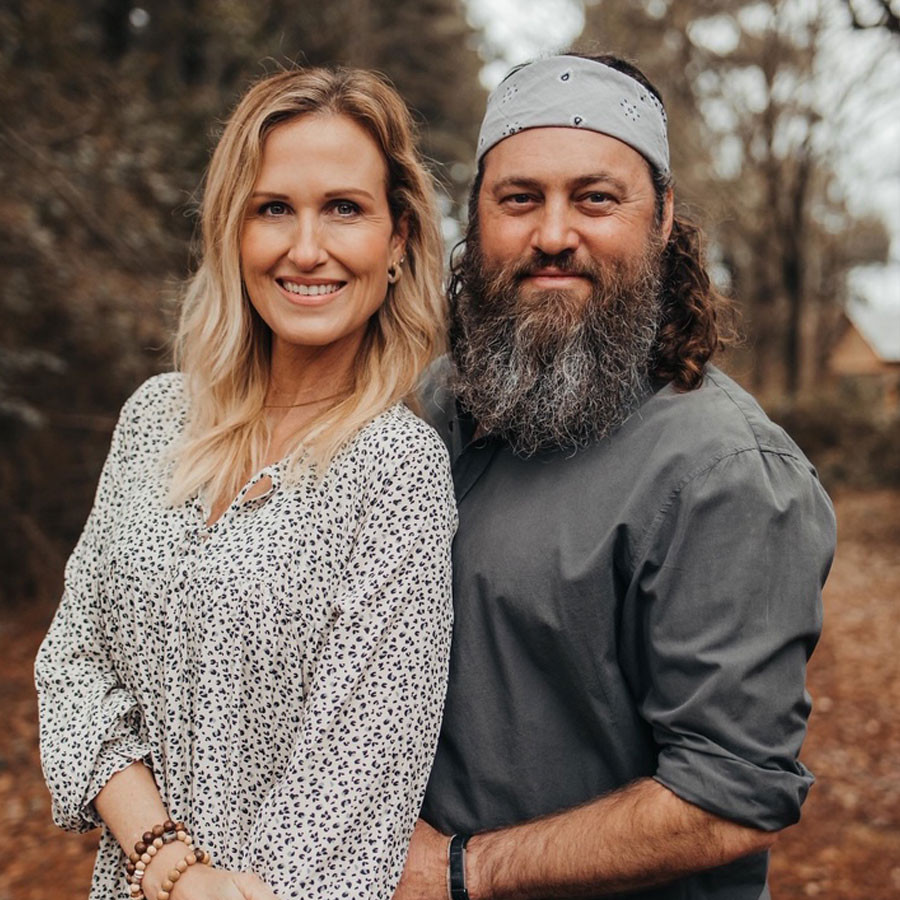 Willie and Korie Roberston