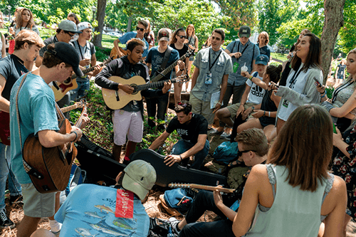 Top Summer Music Camps for High School Kids