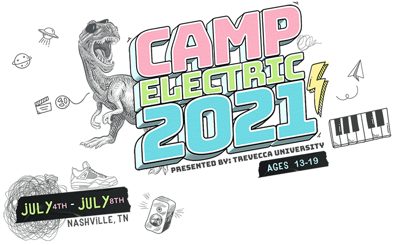 Camp Electric Header