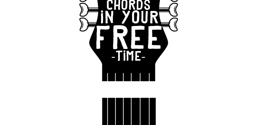 How to Learn Guitar Chords in Your Free Time.